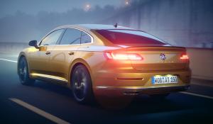 VW – SPEED CONTROL – advert